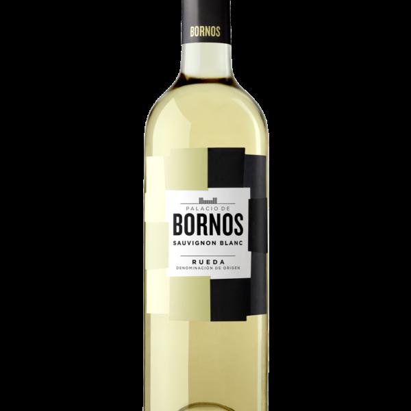 Palacio de Bornos Sauvignon Blanc - BORNOS BODEGAS - Club Bornos