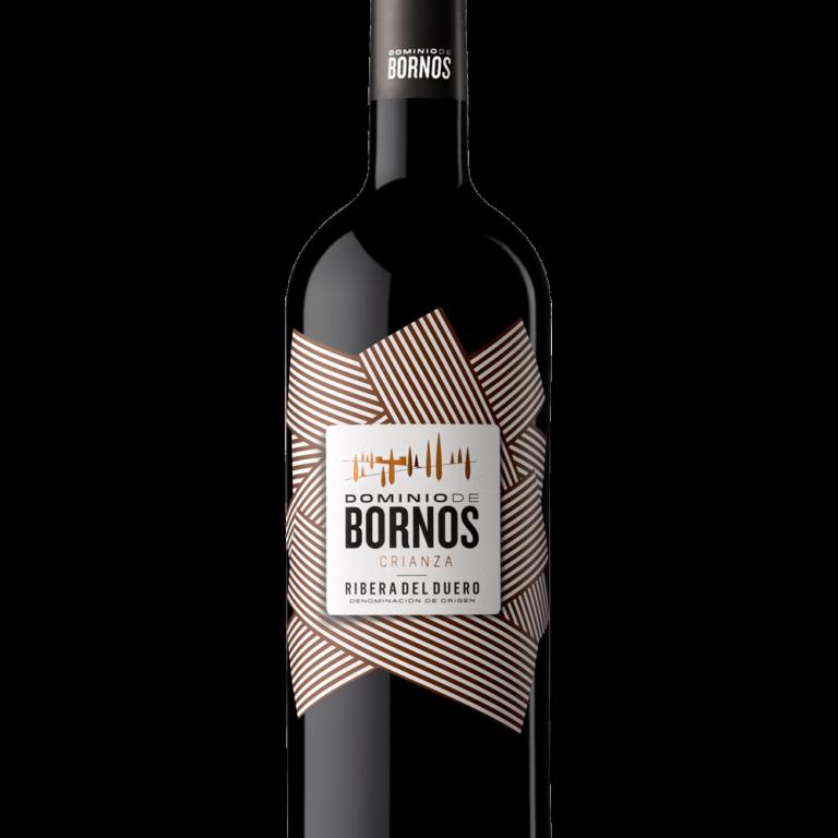 Dominio de Bornos Crianza - Bornos Bodegas - Club Bornos