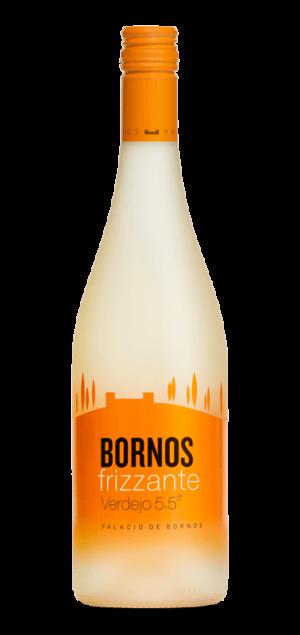 Palacio de Bornos Frizzante Verdejo 5,5 - Bornos Bodegas - Club Bornos