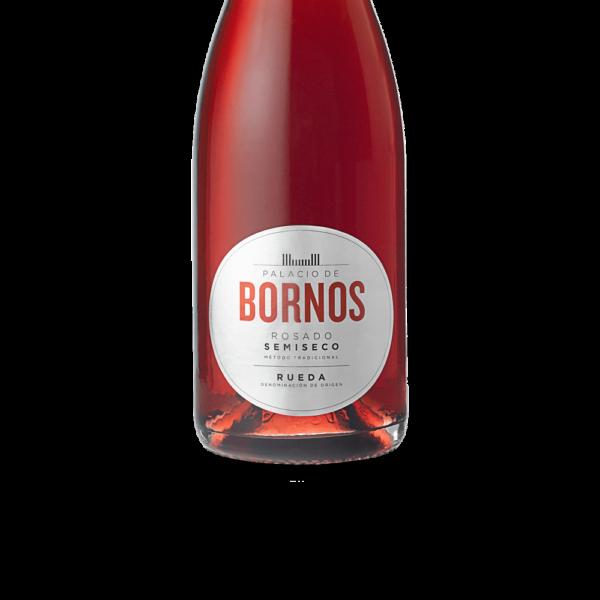 Palacio de Bornos Rosado semiseco - Bornos Bodegas - Club Bornos