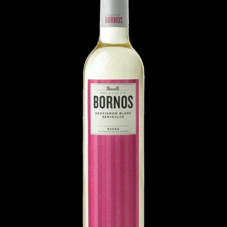 Palacio de Bornos Semidulce - Bornos Bodegas - Club Bornos