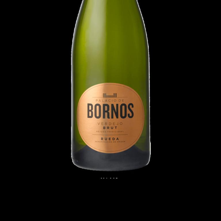 Palacio de Bornos Verdejo Brut - Bornos Bodegas - Club Bornos