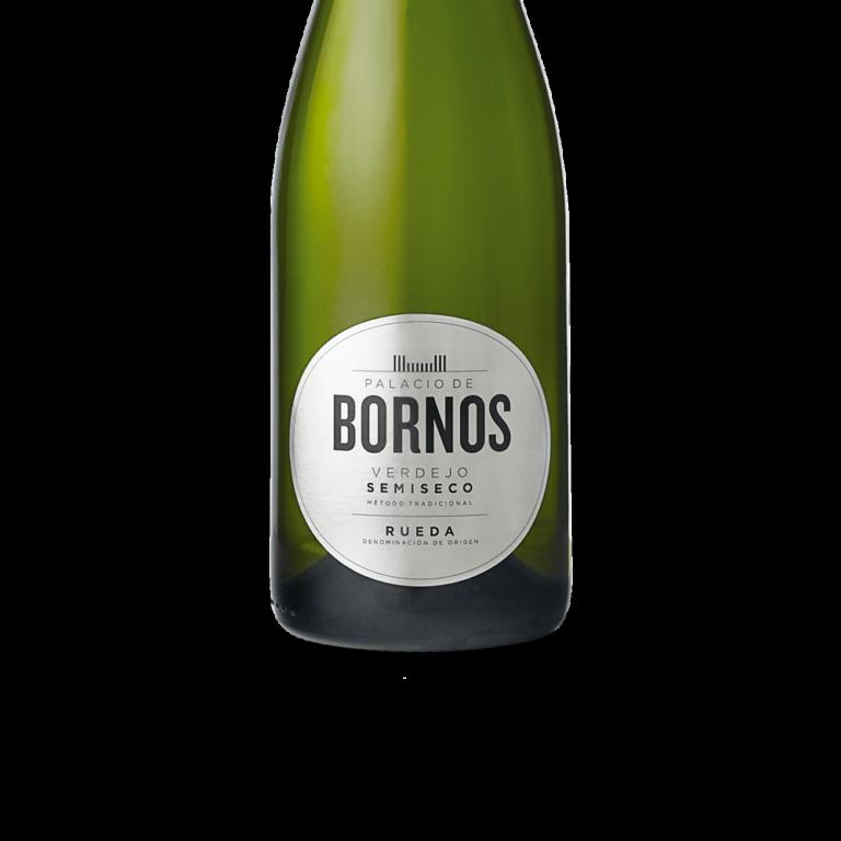 Palacio de Bornos Verdejo Semiseco - Bornos Bodegas - Club Bornos