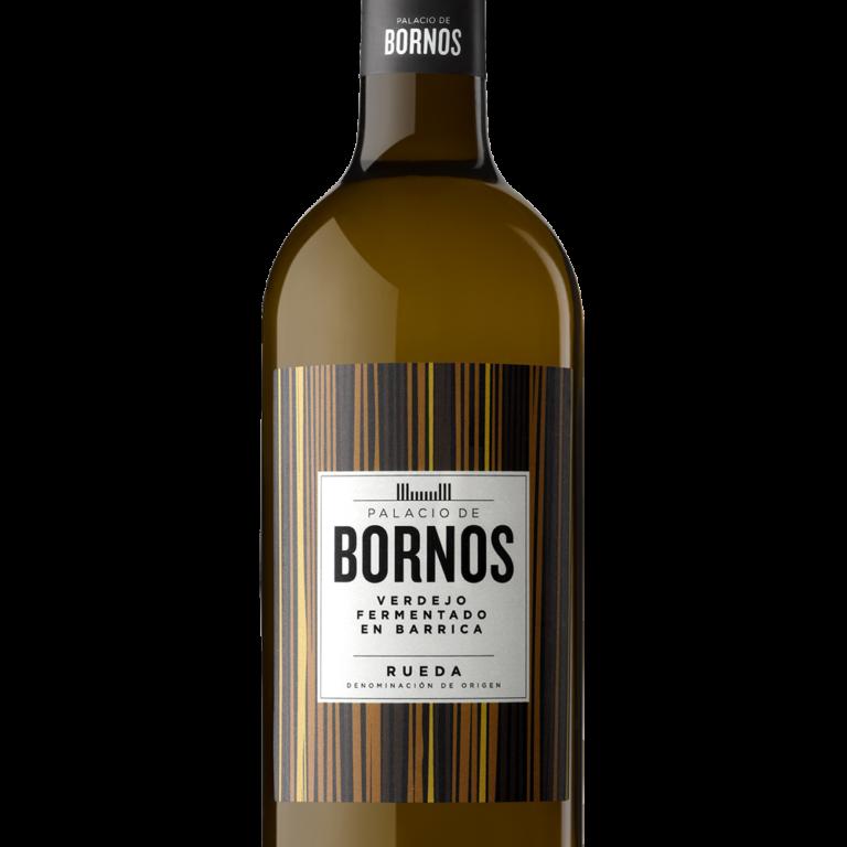 Palacio de Bornos Verdejo vendimia seleccionada - Bornos Bodegas - Club Bornos
