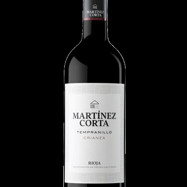 Martinez_Corta_tempranillo_crianza